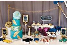 Sweet Station / Dessert table inspiration for every event.