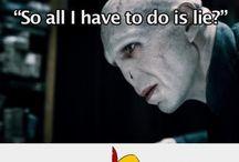 Voldemort Nose Humour