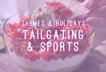 Tailgating & Sports / Themes & Holidays / With a simple phone call, Atlasta Catering can help you score the perfect theme bash or Super Bowl Party!  AtlastaCatering.com