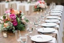 Decor - Venue, Tables, Chairs, Center Pieces / by SG Wedding Guide