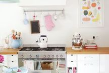 Kitchen / Lovely things for lovely kitchens. Kitchen interiors, kitchen storage, kitchen design, kitchen ideas.  / by Daisies & Pie