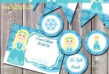 Free Printable Party Supplies