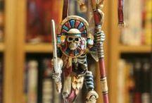Painting - Warhammer / Warhammer models and painting