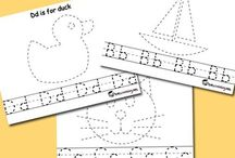 Free Printables for Kids / Free printables for kids - from learning to fun!