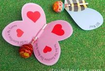 Valentine's Day Printables / Coloring Pages, Games, Cards and other Valentine's Day Free Printables.
