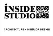 INSIDE-STUDIO Дизайн интерьера. Interior design Praha / Дизайн и реализация интерьера Прага, Чехия. Interior architecture and design
