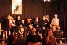 #FAV14 #Erkundigung #1 im Theaterlabor Tor 6 / Hier findet Ihr die #Erkundigungen auf unserem Blog:  http://bit.ly/Erkundigungen