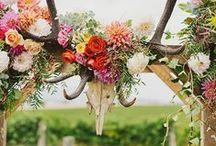Bohemian Bride / Inspiration for the bohemian bride.