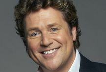 Michael ball / Just love everything about him.......