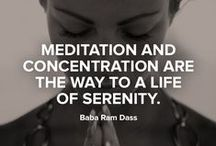 Yoga and Meditation / Yoga and Meditation allow you to discover and understand yourself on a deeper level
