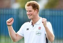Prince Harry / Up-to-date pictures of fun-loving, charming Prince Harry.