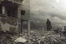 Post-Apocalyptic Environments & Abandoned Photography