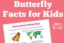 Fun Facts For Kids / Lots of fun and interesting facts for kids (most come with free printables!)