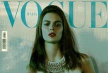 VOGUE Italia - September 2004 / Vogue italia september 2004 - cover - editorials