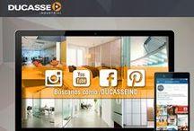 Ducasse Industrial / Somos una organización enfocada al diseño de soluciones integrales para la industria del mueble y la construcción.