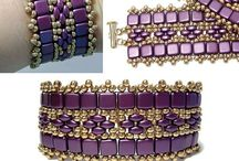 Tila beads / Using Tila beads
