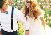 My dream Wedding / Wild Flowers, fields, Kosmos, tents, Milla Nova