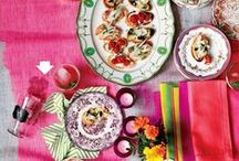 Fabulous Fiesta / Colorful party inspiration.
