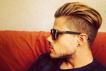 Best Hairstyles For Men 2018 / Find the best men's hairstyle trends for 2018. Hairstyles for men like Short Hairstyles, Long Hairstyles, best suited for any face shape and Hair Types.