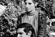 Barbra  Streisand & Omar Sharif. / Loved them both. Brilliant actors.