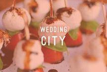City / Wedding