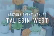 Taliesin West / Arizona Event Venues / Taliesin West is particularly well-suited for hosting exclusive evening corporate receptions and dinners. Groups ranging in size from 20 to 120 have experienced memorable evenings at Taliesin West using the many indoor and outdoor spaces.