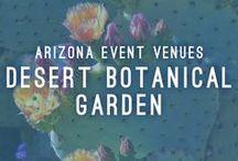 Desert Botanical Garden / Arizona Event Venues