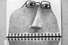 i l l u s t r a t e / artists with a style that makes me want a pen...right *now*. / by Elizabeth Metz