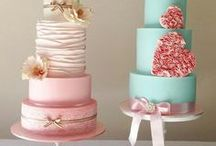 Cakes- Ideas / by Cenzy Cole