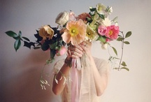 floral bouquets. / by Angelena Moio | Shindig Chic