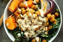 Salad Recipes / Recipes for healthy and filling salads with seasonal ingredients. Find vegan salads, vegetarian salads, fruit salads, pasta salads, gluten free salads, paleo salads and more!