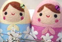 ♥ Russian Dolls / All on Russian dolls.