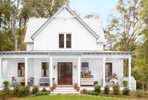 """DREAM HOUSE / The latest and greatest inspiration for our next """"forever"""" home -- our dream home!"""
