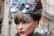 "Crowning Glory -  Hair Designs / ""The hair is the richest ornament of women."" Martin Luther"