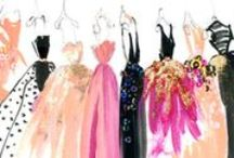 ♛  THE SOCIALITE ♛ GOWN About TOWN ♛ / Red Carpet Couture