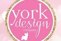 York Design Company / Preppy, fun, and colorful handmade needlepoint accessories for women and girls!