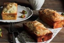 Bread Recipes / Bread recipes - everything from biscuits to fruit bread to buns. Sweet and savory, easy and more advanced!