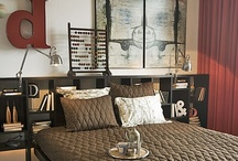 Nick's room ideas / by Mercedes Sanchez