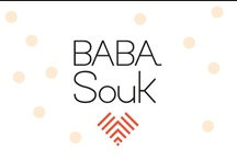 Baba Souk Boutique / Baba Souk is an online boutique for creative cool cats, indie design & craft lovers. http://babasouk.ca/