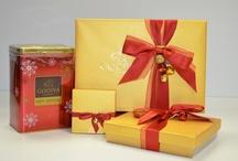 Gift Basket Goodies for Christmas