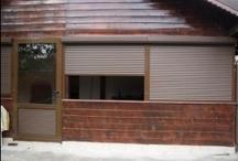 Rulouri exterioare / Rulouri exterioare din aluminiu pentru ferestre de locuinta, birouri sau spatii comerciale.