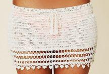 Crochet - Bottoms / by Natasha