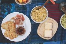 Camping & Picnics Recipes / Recipes and inspiration for the perfect picnic or camping trip. Great appetizers, main dishes, desserts and more to enjoy on the go.