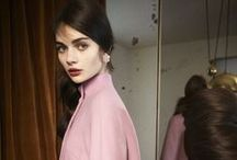 Pale Pink / Inspiration from Fall 2013