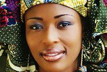 Ethnic Style &Turban / amazing ethnic look and african turbans