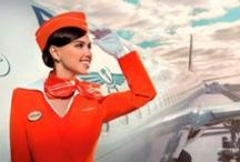 Stewardesses, Flight attendants, Air hosts