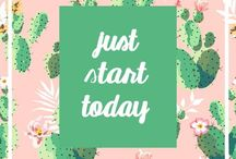 HANDLETTERING & DIGITAL GRAPHICS / Welcome!  This board is a collection of inspiring printables, pretty fonts and handlettering, and cool graphics for the home.