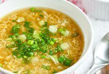 ♥ Soups / Soup recipes