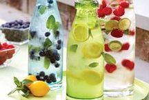 ♥ Infused Water / Make drinking water more appealing