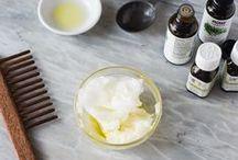 ♥ DIY Beauty For Hair / DIY homemade beauty recipes for hair